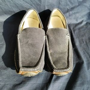 Robert Wayne Navy loafers